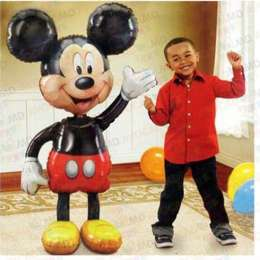 шарики с гелием mickey mouse clubhouse disney 96x132cm
